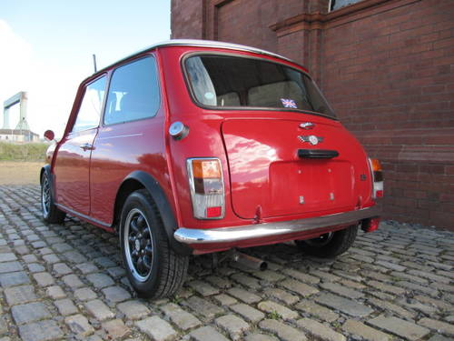 1995 ROVER MINI COOPER MONTE CARLO * ONLY 27111 MILES For Sale (picture 2 of 6)