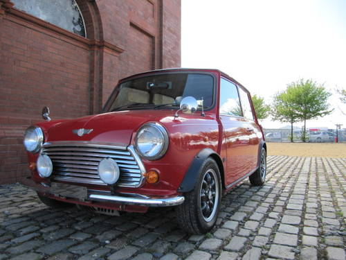 1995 ROVER MINI COOPER MONTE CARLO * ONLY 27111 MILES For Sale (picture 6 of 6)