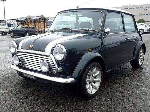 1999 Rover Mini 40th Anniversary Manual 1 Of 400 For Sale Car And