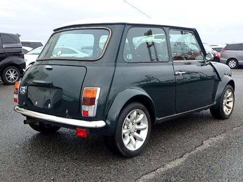 1999 ROVER MINI 40th ANNIVERSARY MANUAL 1 OF 400 For Sale (picture 4 of 6)
