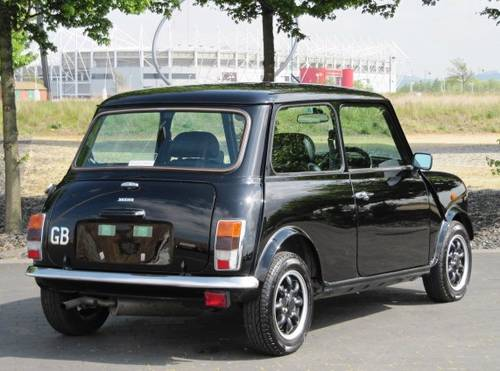 1998  MINI PAUL SMITH 1300 AUTOMATIC 1 OF 1800  For Sale (picture 2 of 6)