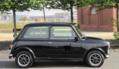 1998  MINI PAUL SMITH 1300 AUTOMATIC 1 OF 1800  For Sale (picture 3 of 6)
