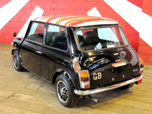 1998  MINI PAUL SMITH 1300 AUTOMATIC 1 OF 1800  For Sale (picture 6 of 6)