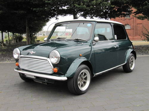 1994 ROVER MINI COOPER 1300 MANUAL * ONLY 30000 MILES SOLD (picture 1 of 6)