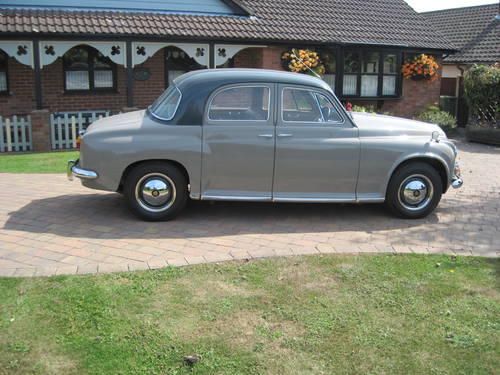 Rover P4 60 1955 Restored For Sale (picture 2 of 6)