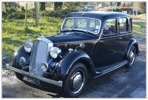 1946 Rover P2 10hp Under offer SOLD (picture 1 of 6)
