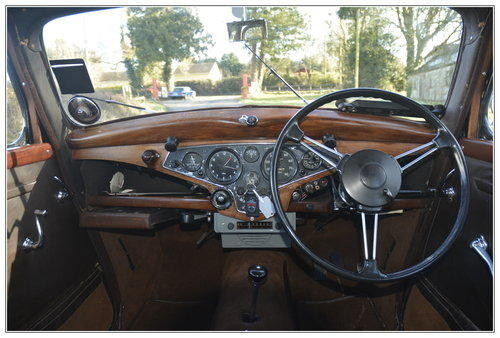 1946 Rover P2 10hp Under offer SOLD (picture 3 of 6)