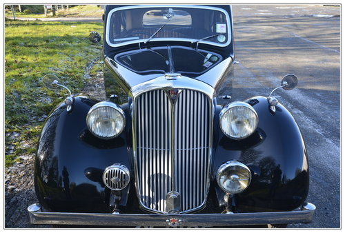 1946 Rover P2 10hp Under offer SOLD (picture 4 of 6)