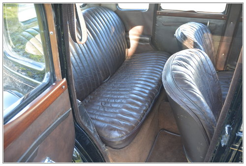 1946 Rover P2 10hp Under offer SOLD (picture 5 of 6)