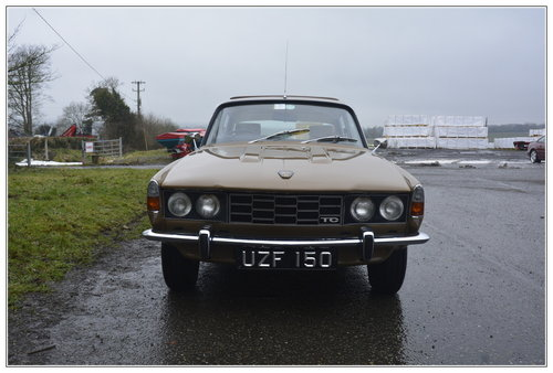 1974 Rover P6 2200TC SOLD (picture 1 of 6)