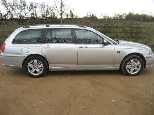 2003 Rover 75 Club SE Tourer Automatic SOLD (picture 4 of 6)