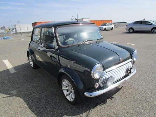 1999 Rover Mini Cooper Limited Sports Pack For Sale Car And Classic