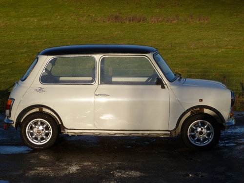 1994 Rover Mini 13 35 Limited Edition Heritage Bodyshell Sold Car