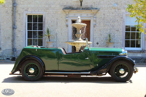 1936 Rover 12 Tourer | Beautifully Preserved -Spare Engine/Gearbx SOLD (picture 3 of 6)