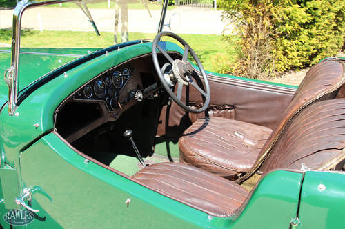1936 Rover 12 Tourer | Beautifully Preserved -Spare Engine/Gearbx SOLD (picture 5 of 6)
