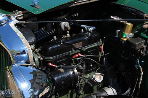 1936 Rover 12 Tourer | Beautifully Preserved -Spare Engine/Gearbx SOLD (picture 6 of 6)