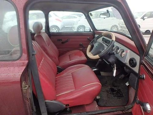 1999 CLASSIC MINI 40TH ANNIVERSARY EDITION IN MULBERRY  For Sale (picture 3 of 6)