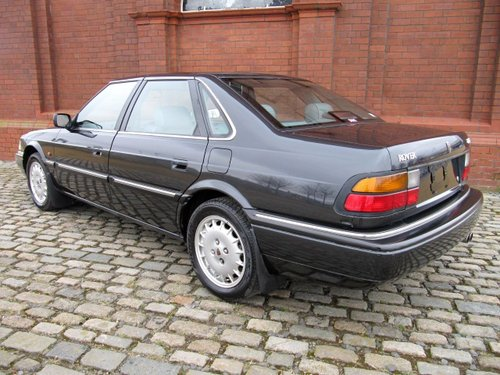 1994 ROVER 827 SLi VITESSE AUTO HONDA 2.7 * ONLY 21000 MILES For Sale (picture 2 of 6)