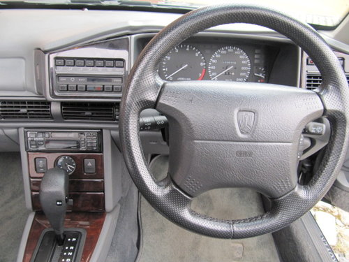 1994 ROVER 827 SLi VITESSE AUTO HONDA 2.7 * ONLY 21000 MILES For Sale (picture 5 of 6)