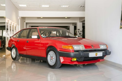 1984 Rover SD1 Vitesse EFi For Sale (picture 1 of 6)