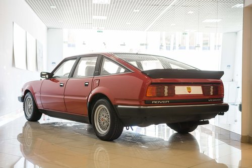 1984 Rover SD1 Vitesse EFi For Sale (picture 2 of 6)