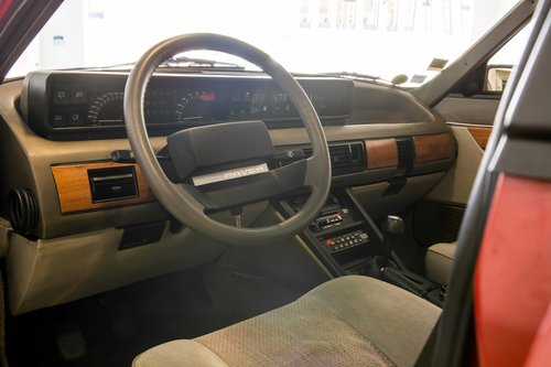 1984 Rover SD1 Vitesse EFi For Sale (picture 3 of 6)