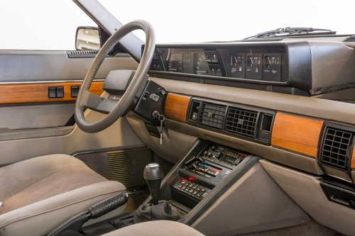 1984 Rover SD1 Vitesse EFi For Sale (picture 5 of 6)
