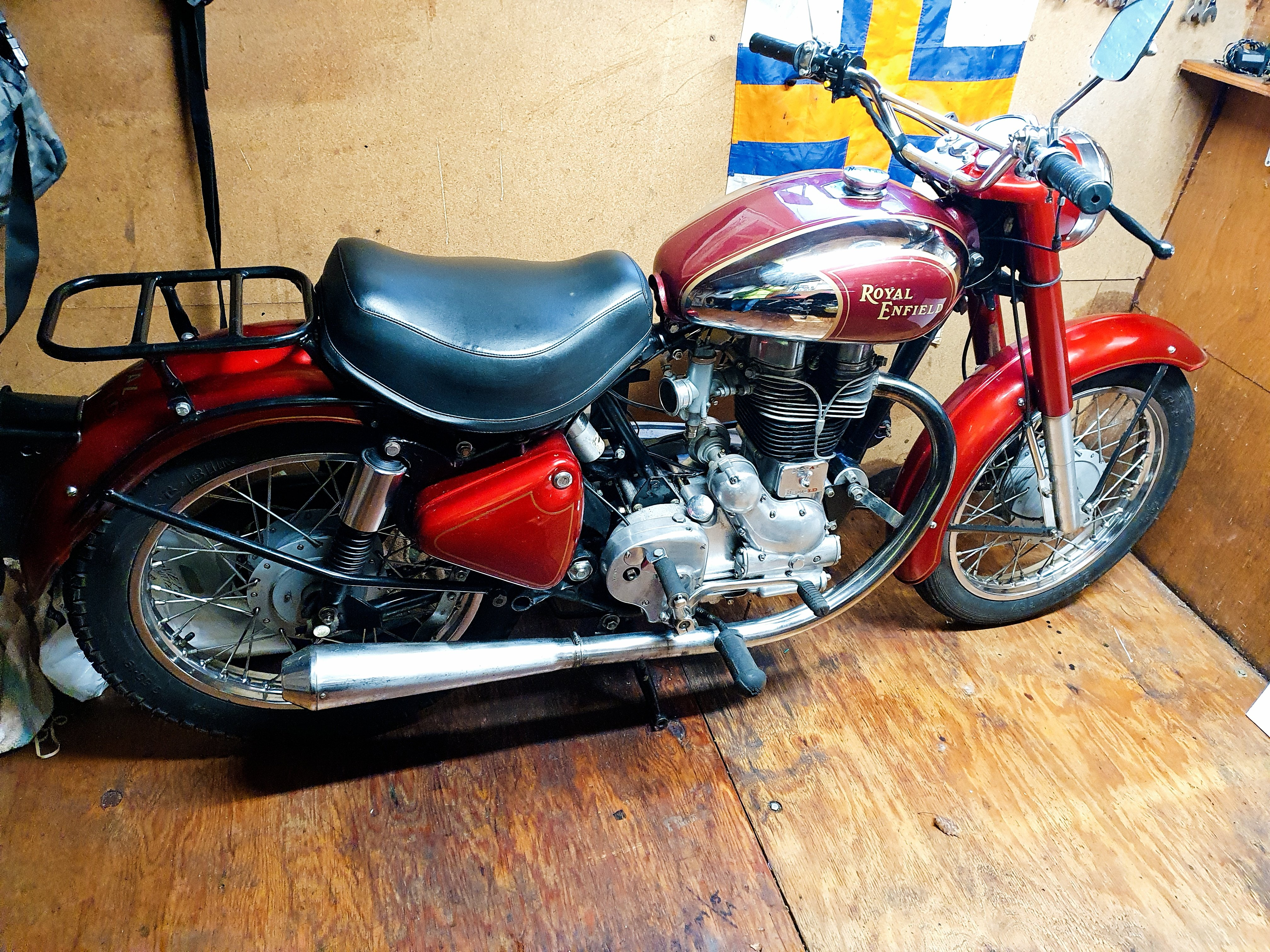 1957 Royal Enfield Clipper For Sale (picture 1 of 1)