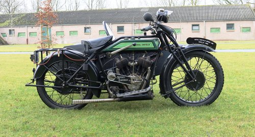 1925 Royal Enfield 1000cc V-Twin  For Sale (picture 1 of 6)