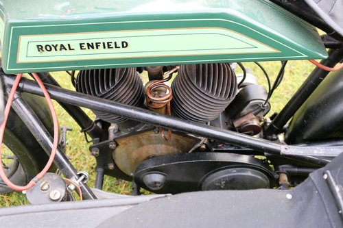 1925 Royal Enfield 1000cc V-Twin  For Sale (picture 4 of 6)