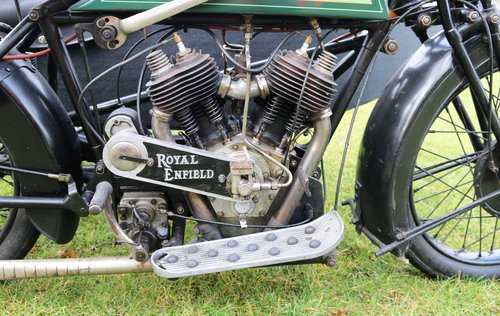 1925 Royal Enfield 1000cc V-Twin  For Sale (picture 5 of 6)