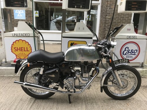 2002 Royal Enfield Bullet 500 SOLD (picture 1 of 6)