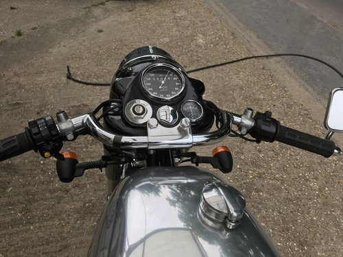 2002 Royal Enfield Bullet 500 SOLD (picture 3 of 6)