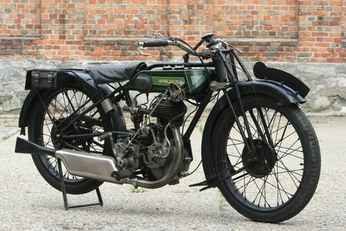 1928 Royal Enfield 500cc Four Speed For Sale (picture 4 of 6)