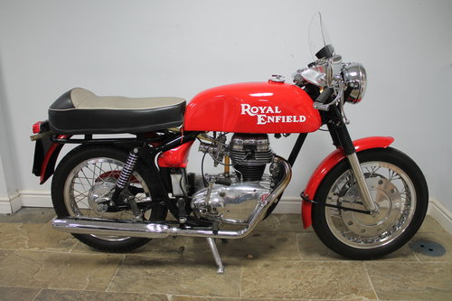 1964 Royal Enfield Continental GT  SOLD (picture 1 of 6)