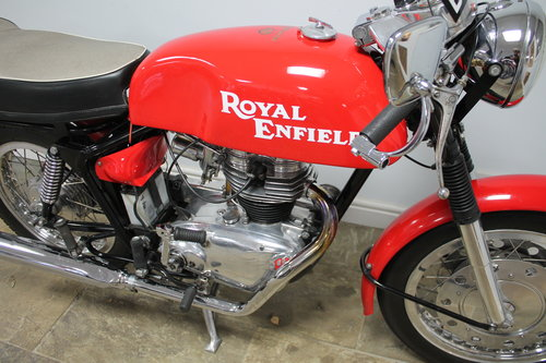 1964 Royal Enfield Continental GT  SOLD (picture 2 of 6)
