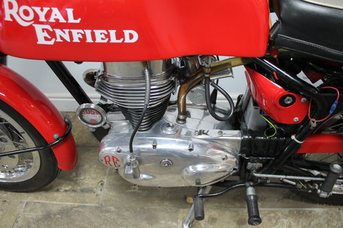 1964 Royal Enfield Continental GT  SOLD (picture 5 of 6)