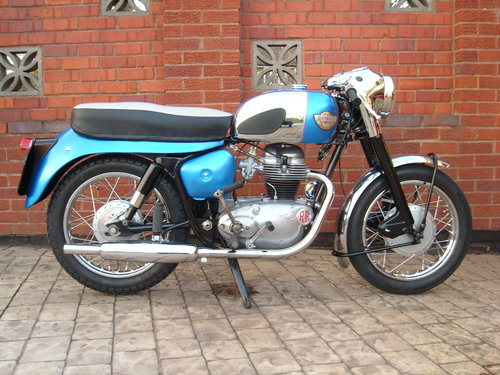 1961 Royal Enfield Super 5 SOLD (picture 1 of 1)
