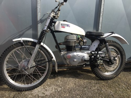 1960 ROYAL ENFIELD TRIALS VERY RARE ACE BIKE £3950 OFFERS PX  For Sale (picture 2 of 4)