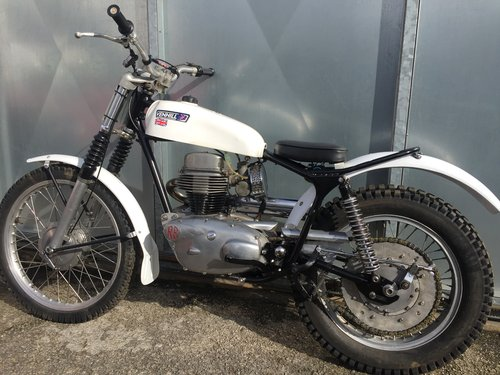 1960 ROYAL ENFIELD TRIALS VERY RARE ACE BIKE £3950 OFFERS PX  For Sale (picture 4 of 4)