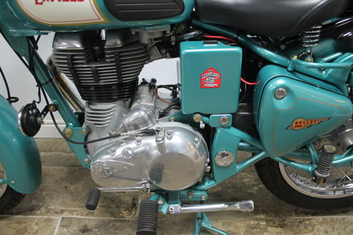 2012 Royal Enfield 500 cc Bullet Classic Electric Start 1500 SOLD (picture 5 of 6)