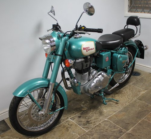 2012 Royal Enfield 500 cc Bullet Classic Electric Start 1500 SOLD (picture 6 of 6)