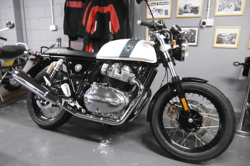 2019 ROYAL ENFIELD GT650 twin new NOW IN STOCK  For Sale (picture 1 of 6)