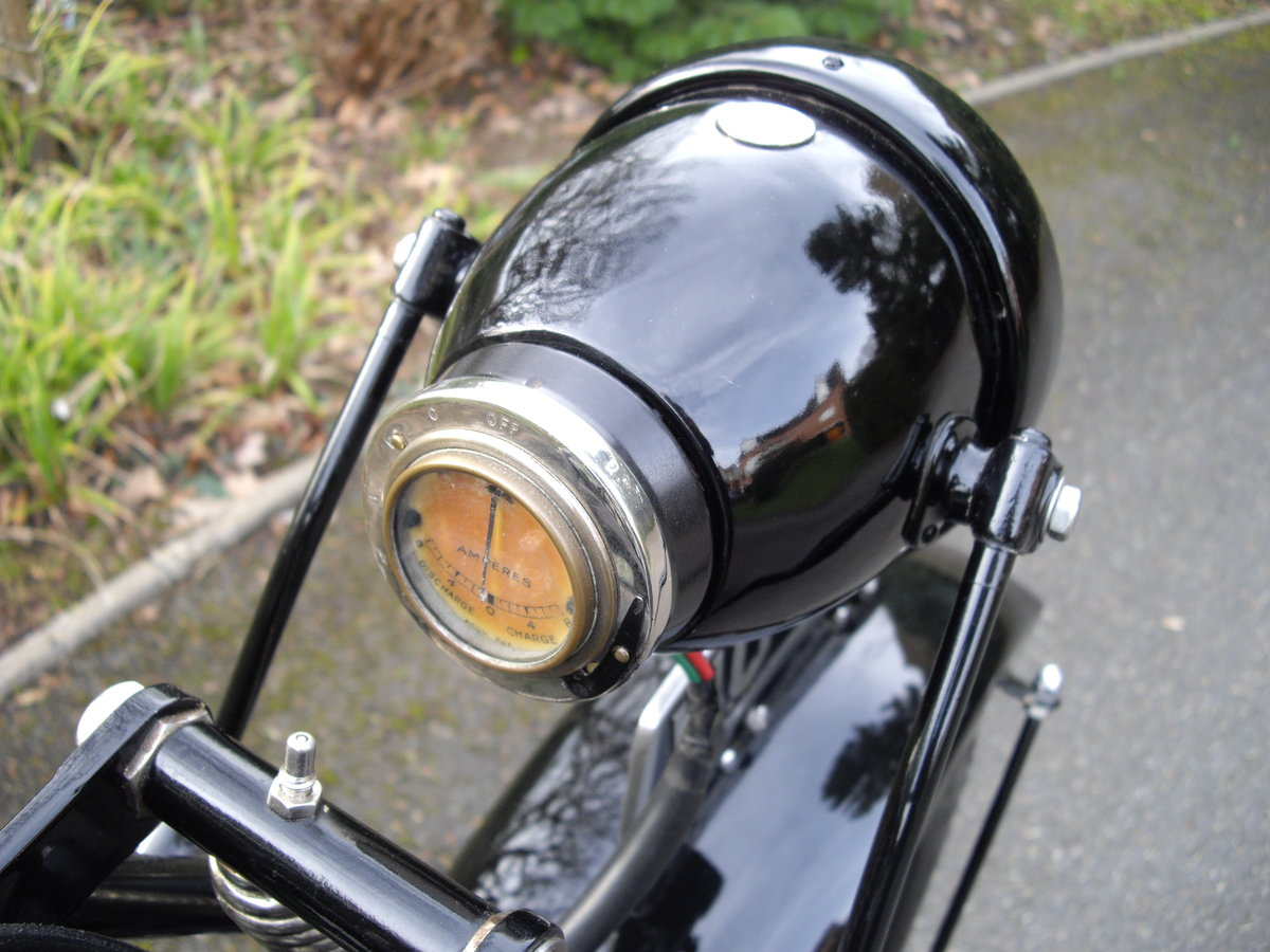 1925 Royal Enfield Model 190 1000cc V Twin For Sale (picture 4 of 6)