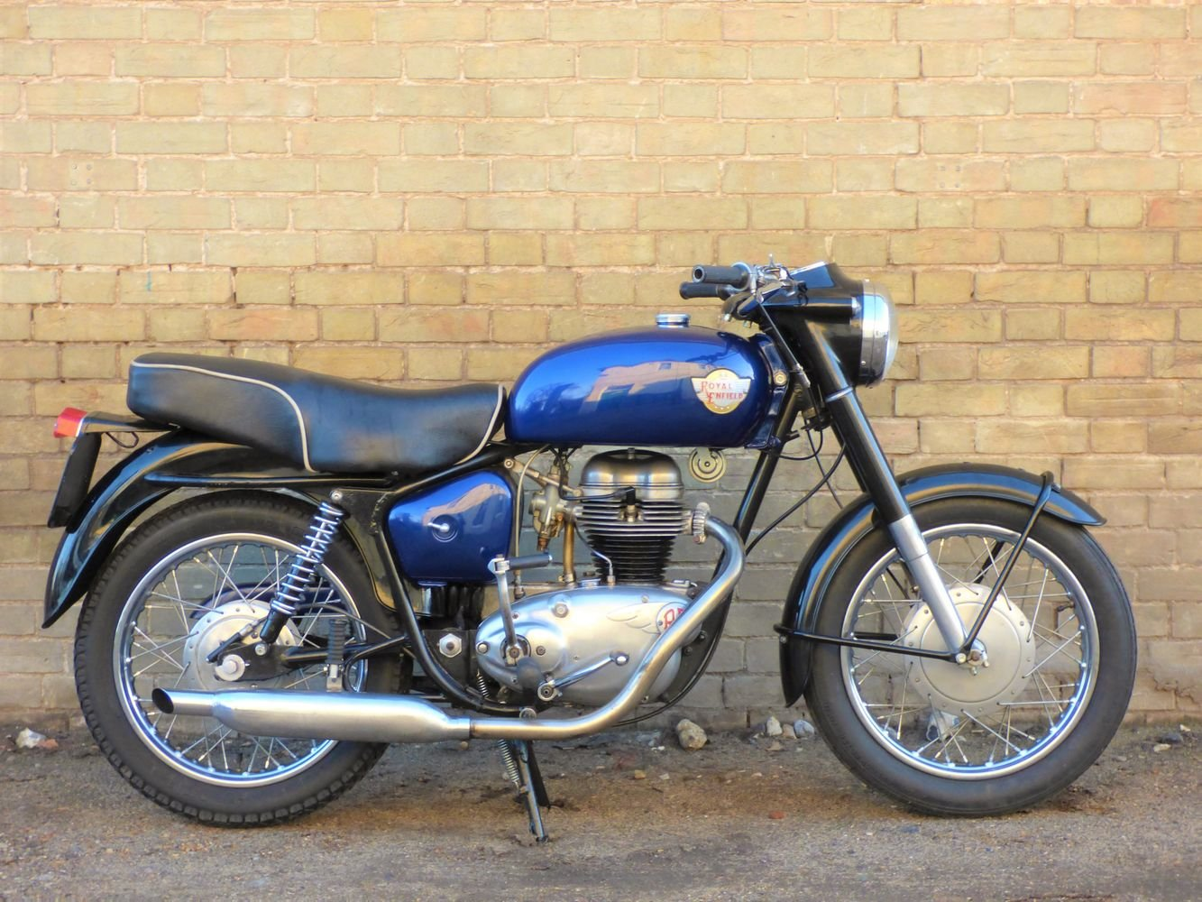 1961 Royal Enfield Crusader 250cc SOLD (picture 1 of 6)