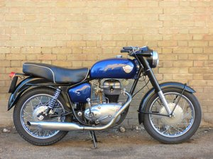 1961 Royal Enfield Crusader 250cc For Sale
