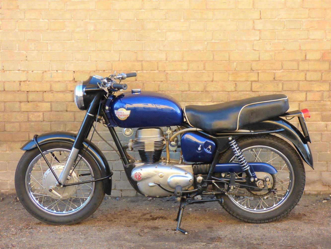 1961 Royal Enfield Crusader 250cc SOLD (picture 2 of 6)