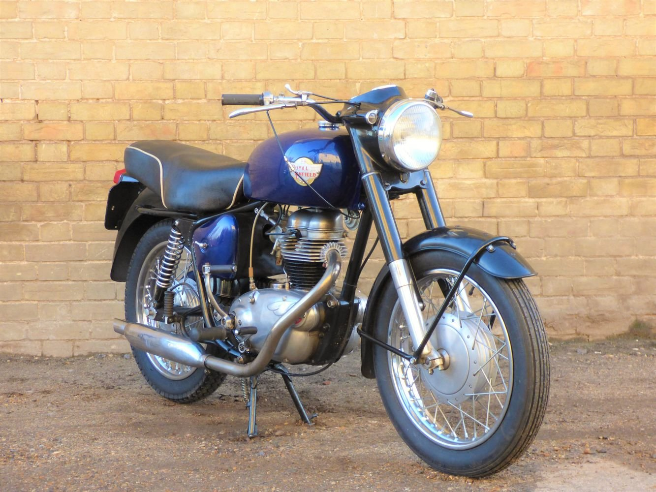 1961 Royal Enfield Crusader 250cc SOLD (picture 6 of 6)