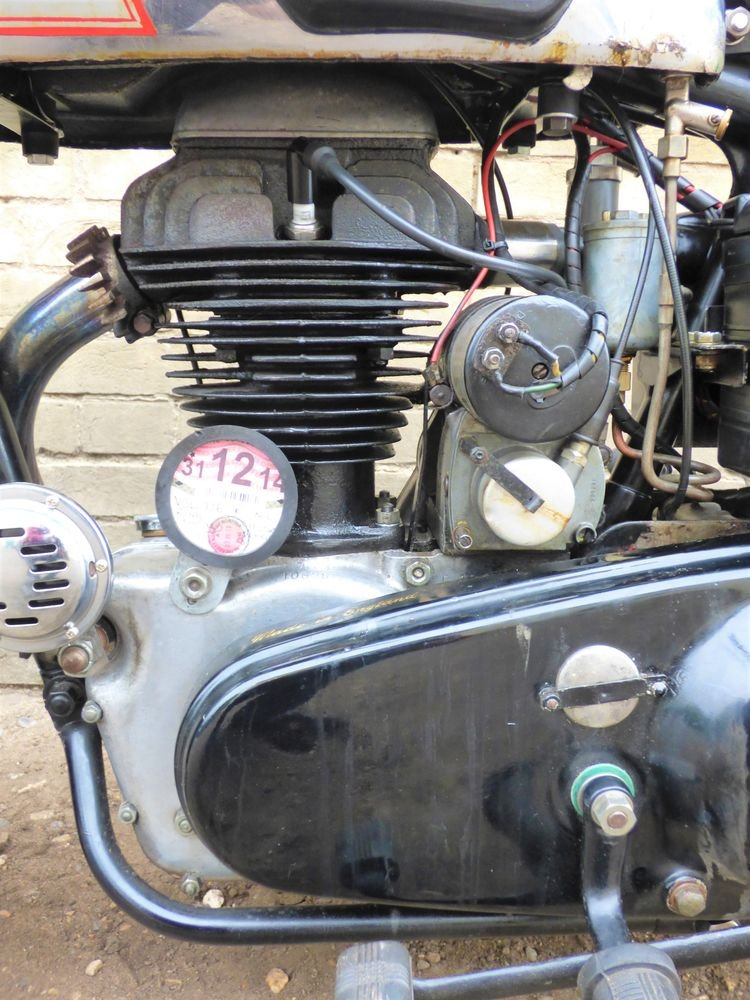 1949 Royal Enfield Model G 350cc For Sale (picture 4 of 6)