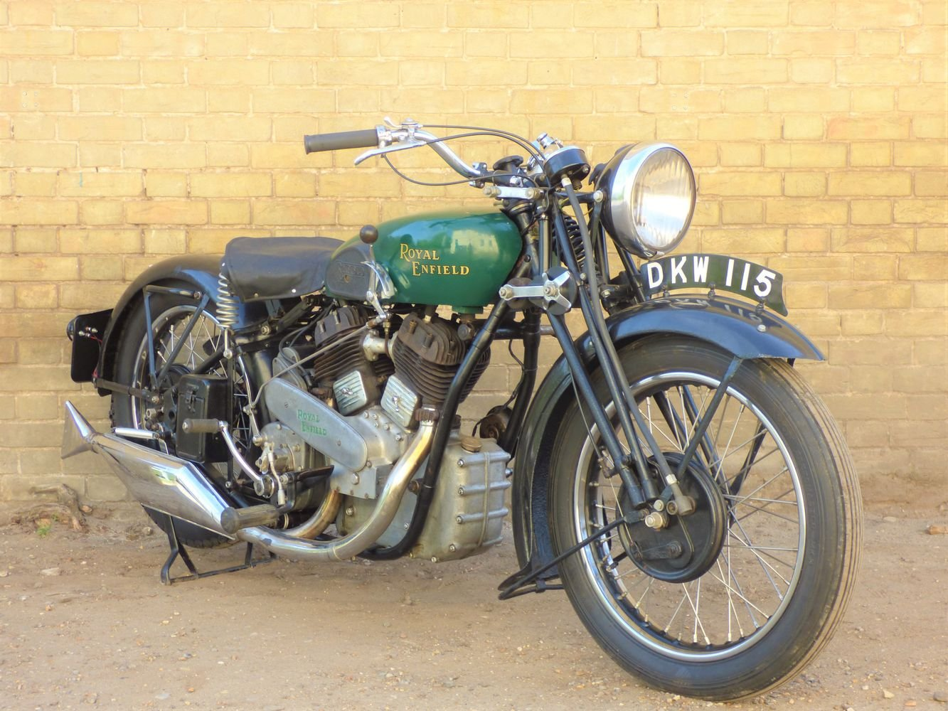 1940 Royal Enfield Model K 1140cc SOLD (picture 6 of 6)